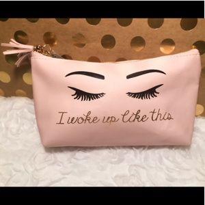 Handbags - Eyelash Make Up Toiletry Pencil Pen Pouch Bag